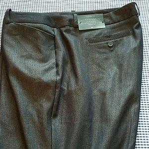 Dressy Worthington 22W dark denim pants for work